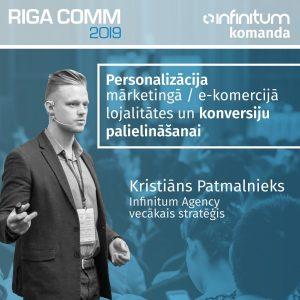 RigaCOMM2019Kristians